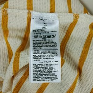 Old Navy Tops - Old Navy Yellow Top Blouse Women's Size XS